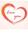 Love background heart vector