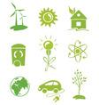 Green energy vector