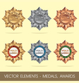 Elements - medals awards vector