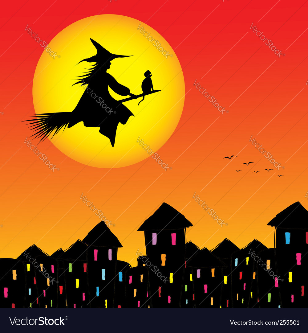Halloween background vector | Price:  Credit (USD $)
