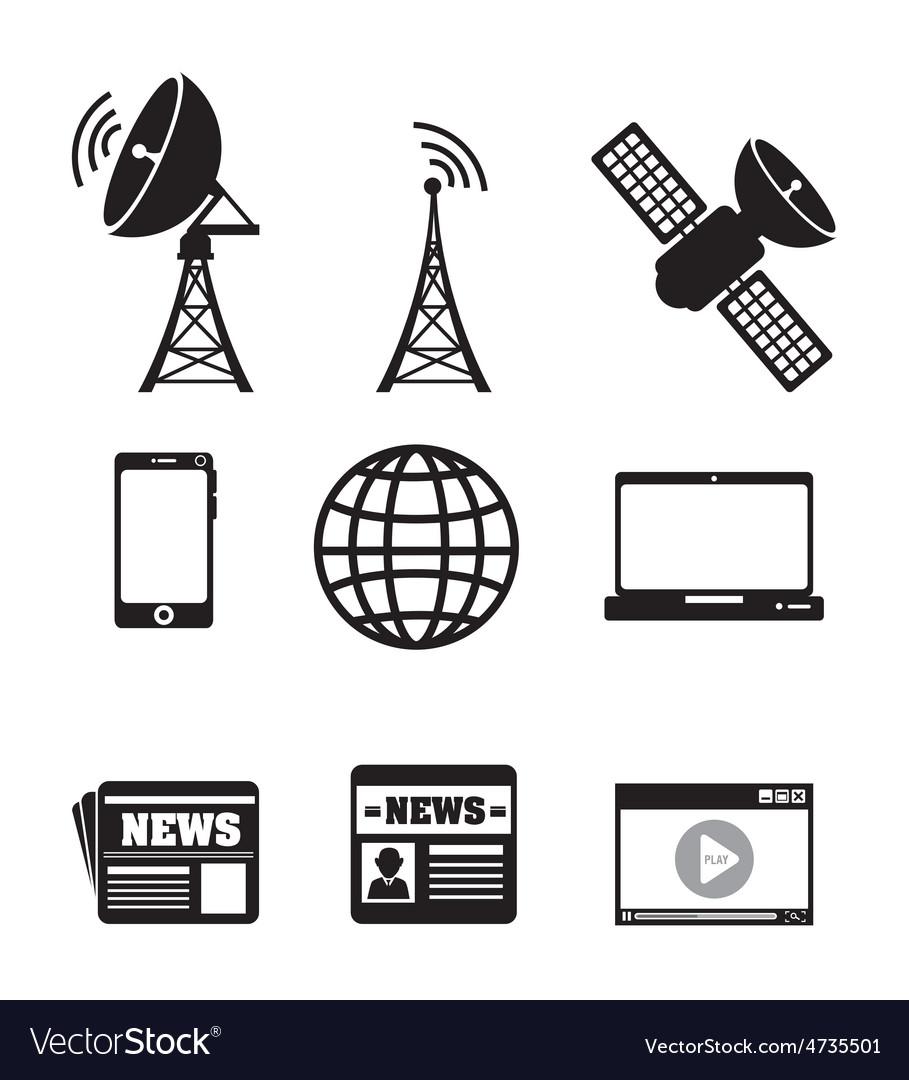 Journalism design vector | Price: 1 Credit (USD $1)