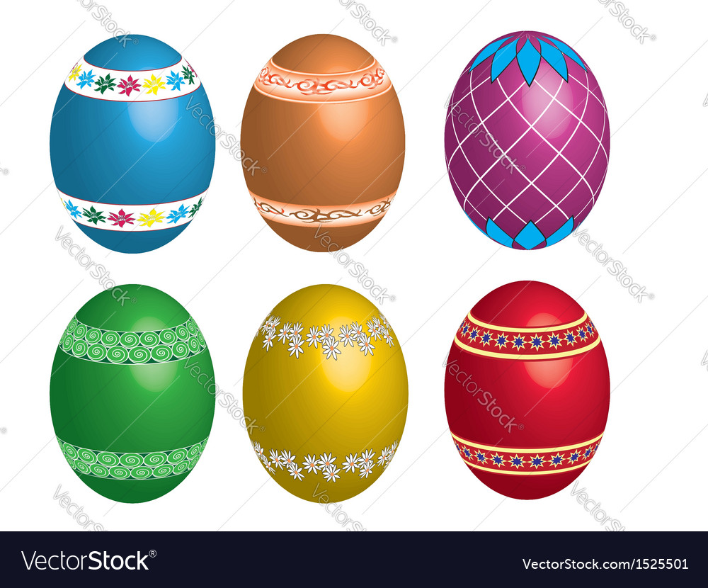 Peaster egg vector | Price: 1 Credit (USD $1)