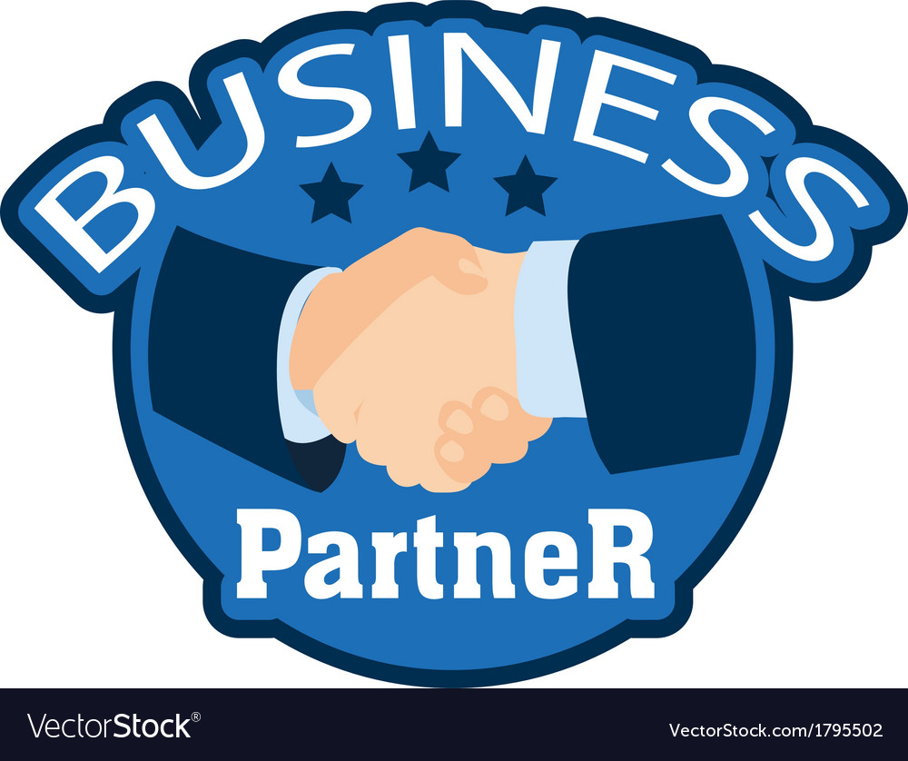 Business partner vector | Price: 1 Credit (USD $1)