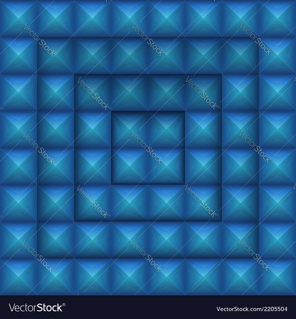 Abstract background with cubes vector | Price: 1 Credit (USD $1)