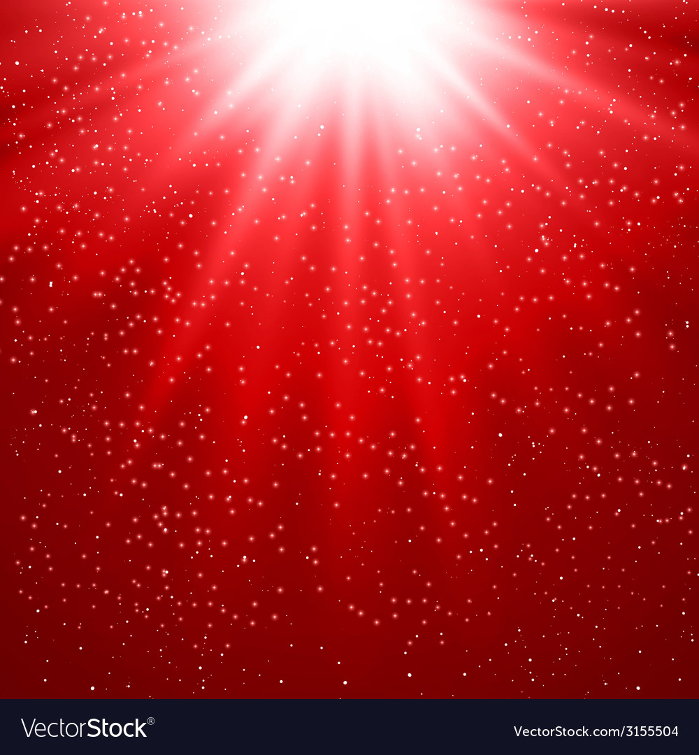 Abstract magic red light background vector | Price: 1 Credit (USD $1)