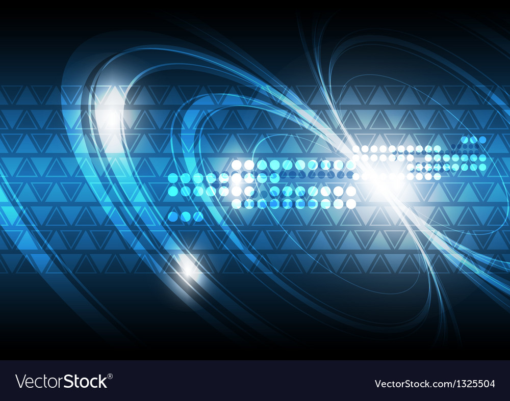 Digital technology background vector | Price: 1 Credit (USD $1)