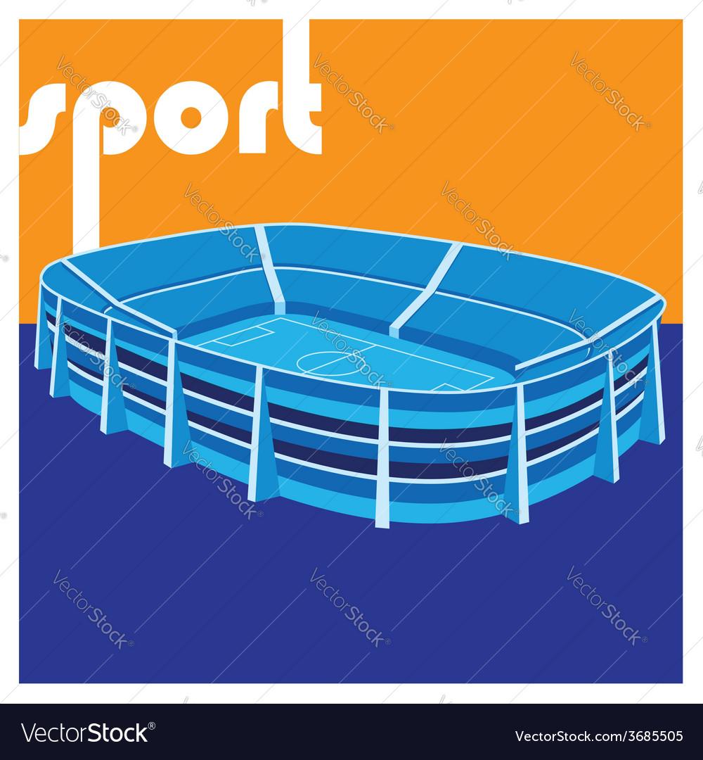 Stadium vector   Price: 1 Credit (USD $1)