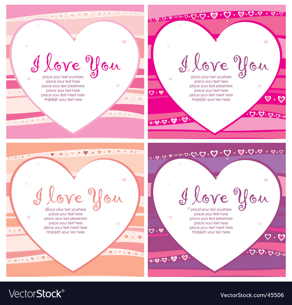 The valentine's day. vector | Price: 1 Credit (USD $1)