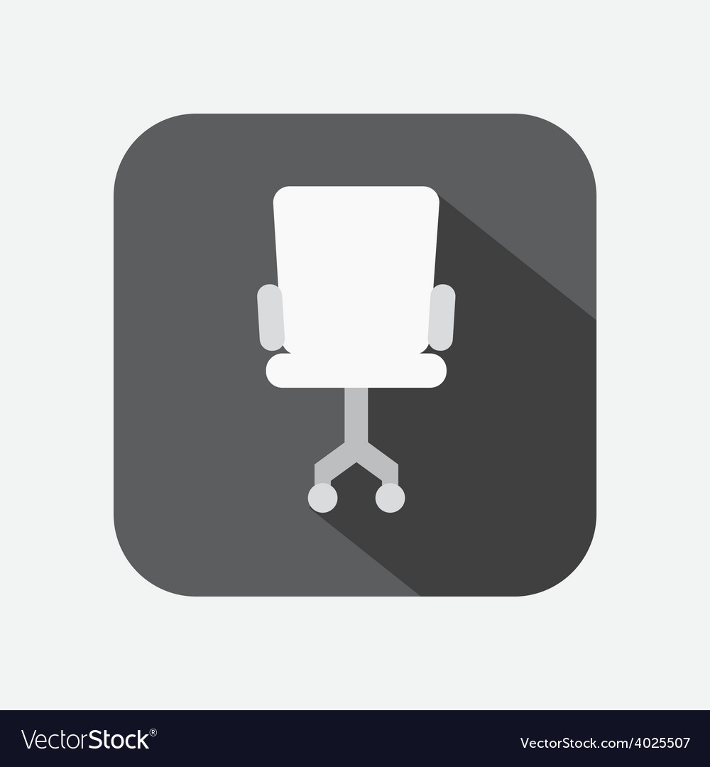 Chair icon vector | Price: 1 Credit (USD $1)