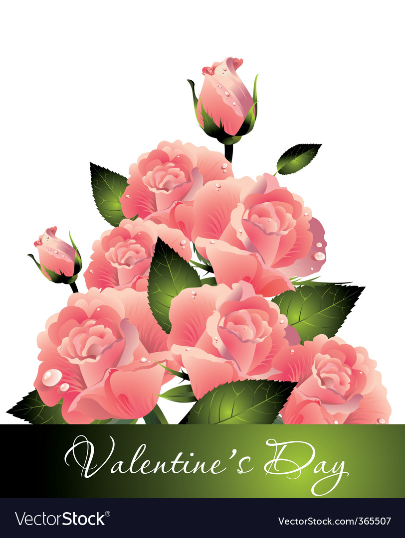 Valentine's card vector | Price: 3 Credit (USD $3)