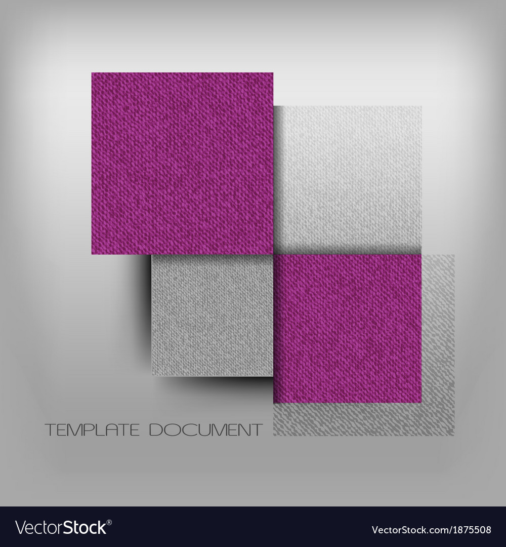 Business four squares purple with text grain vector   Price: 1 Credit (USD $1)