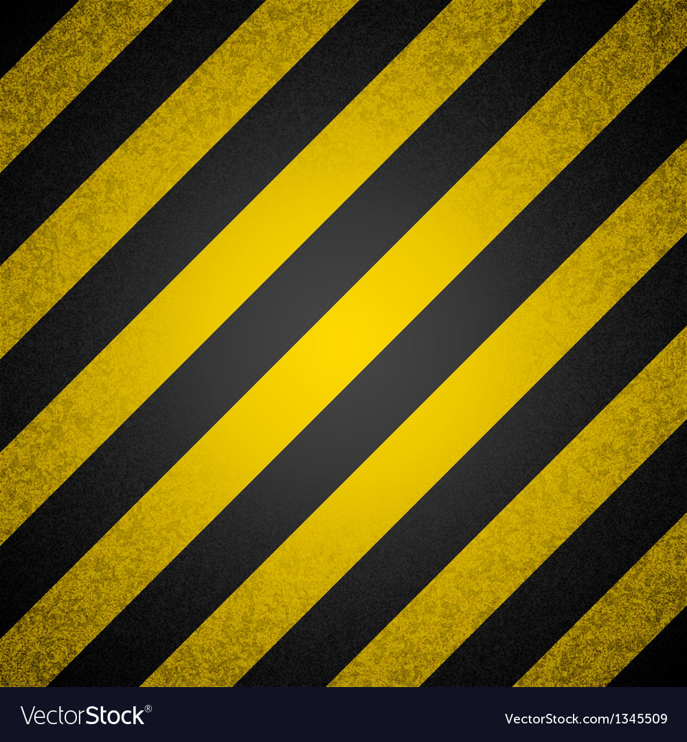 Background - black and yellow hazard stripes vector | Price: 1 Credit (USD $1)