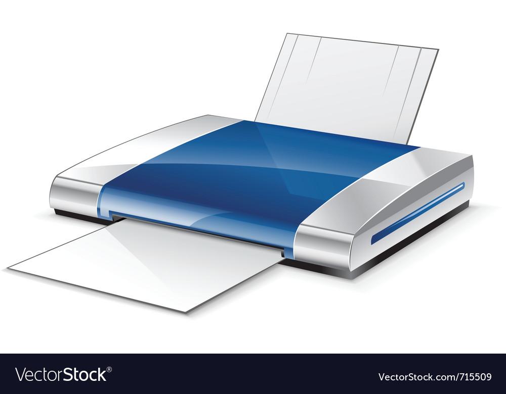 Printer vector | Price: 3 Credit (USD $3)