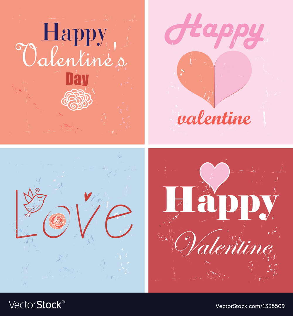 Stok vektor with love vector | Price: 3 Credit (USD $3)
