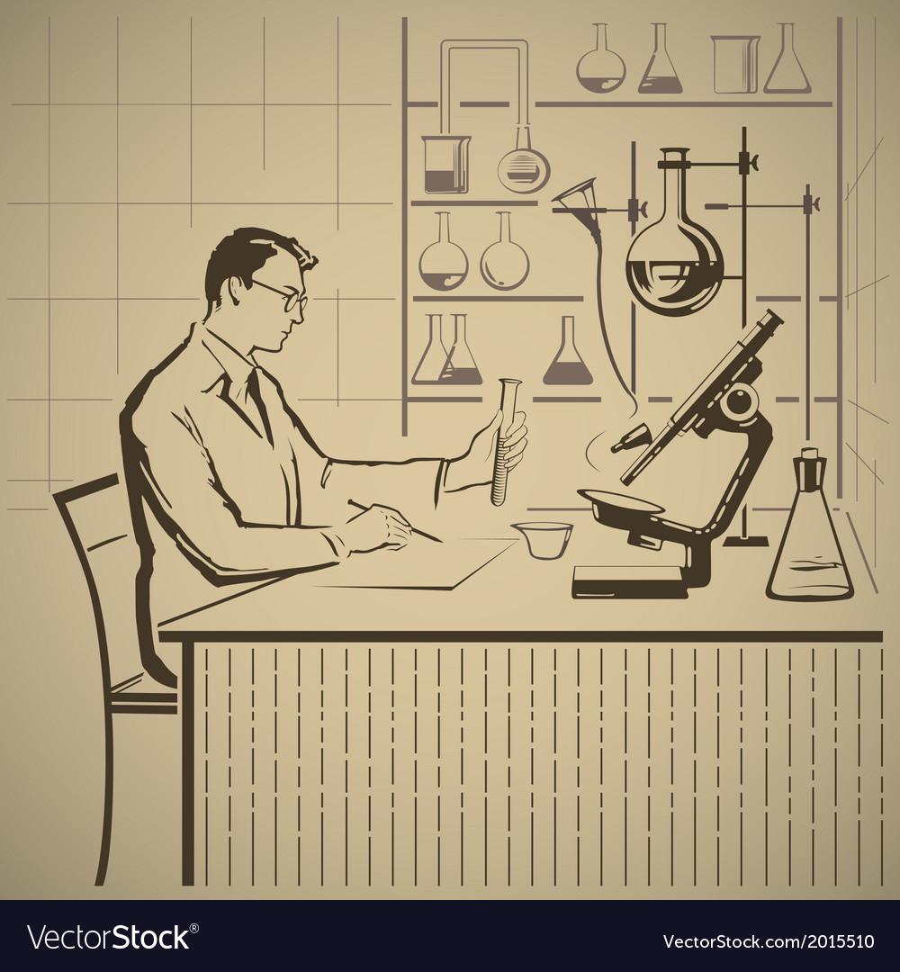 Chemistry2 vector | Price: 1 Credit (USD $1)