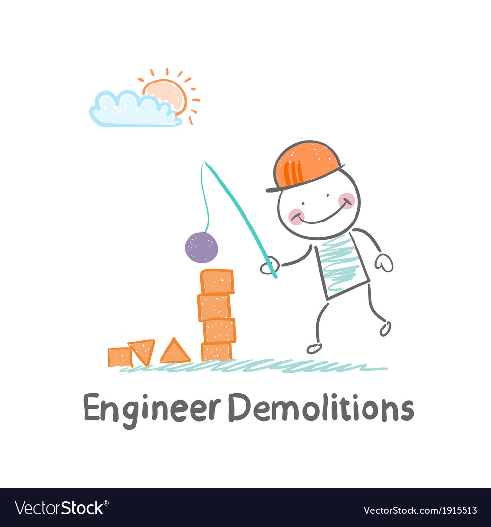 Engineer demolitions destroys the tower of vector | Price: 1 Credit (USD $1)