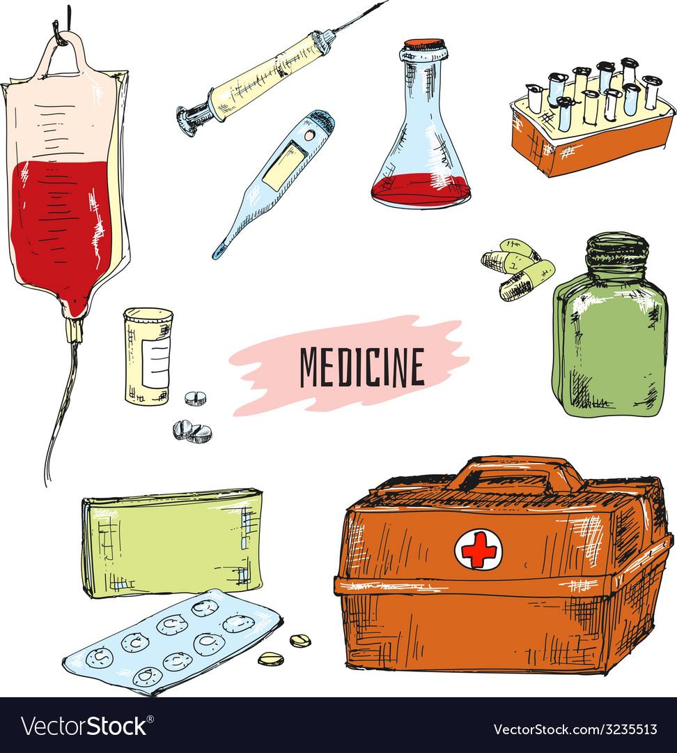 Medicine vector   Price: 1 Credit (USD $1)