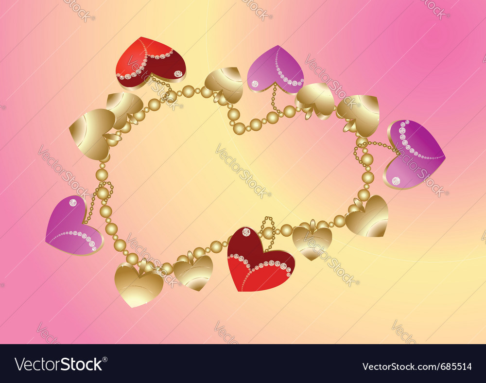 Gold bangle vector | Price: 1 Credit (USD $1)