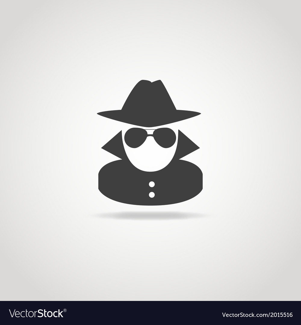 Anonymous icon vector | Price: 1 Credit (USD $1)