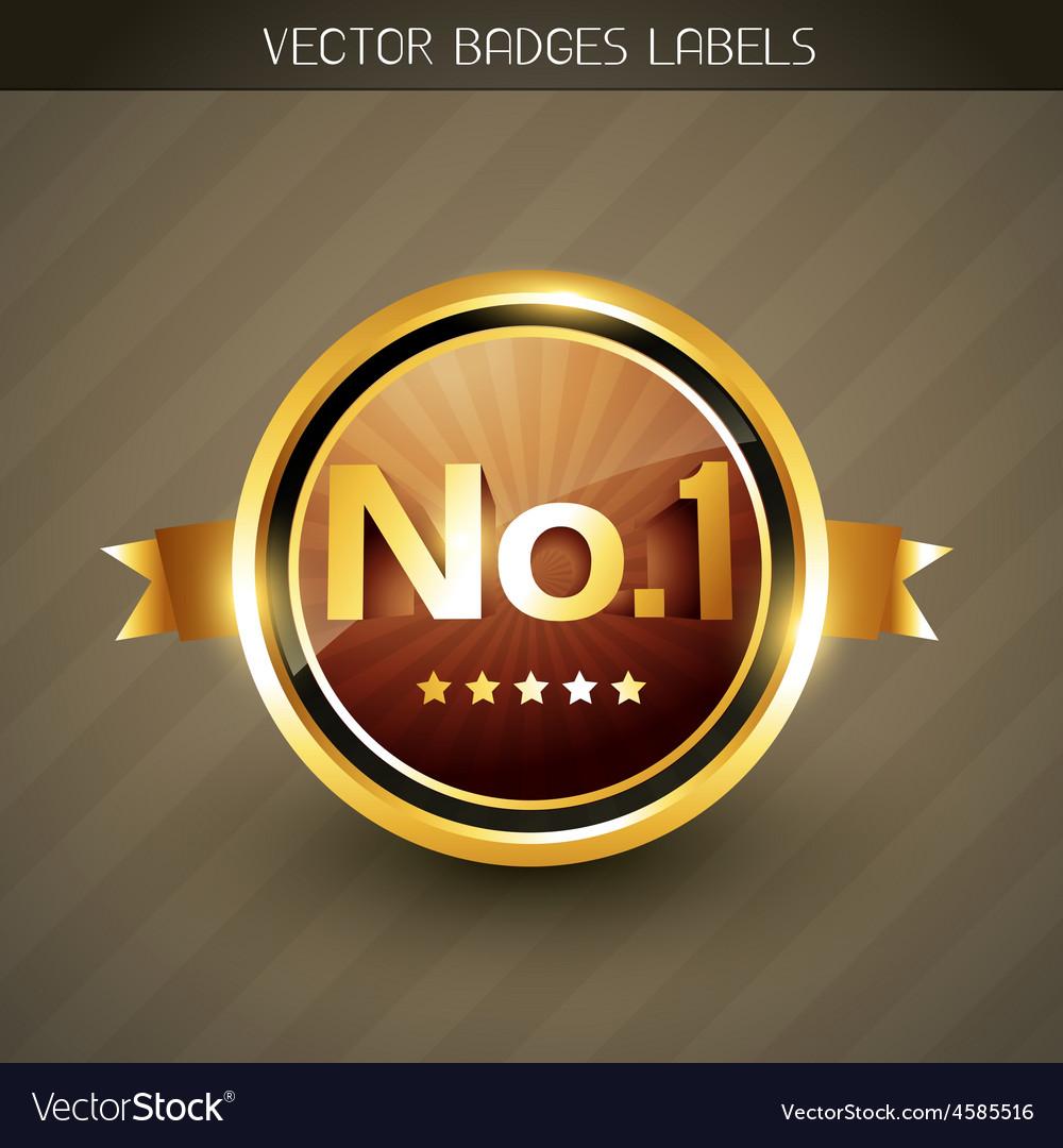 Best quality golden label vector | Price: 1 Credit (USD $1)