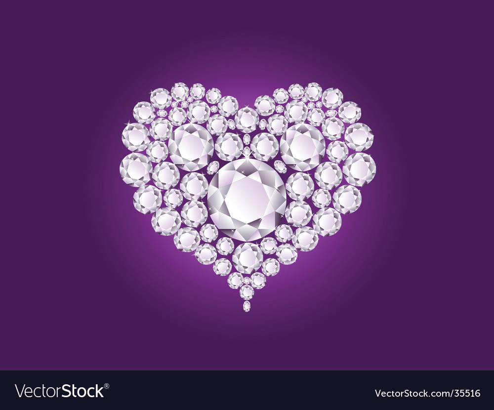 Diamond frame vector