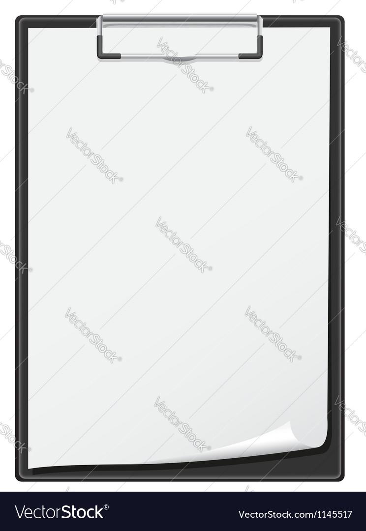 Clipboard 02 vector | Price: 1 Credit (USD $1)