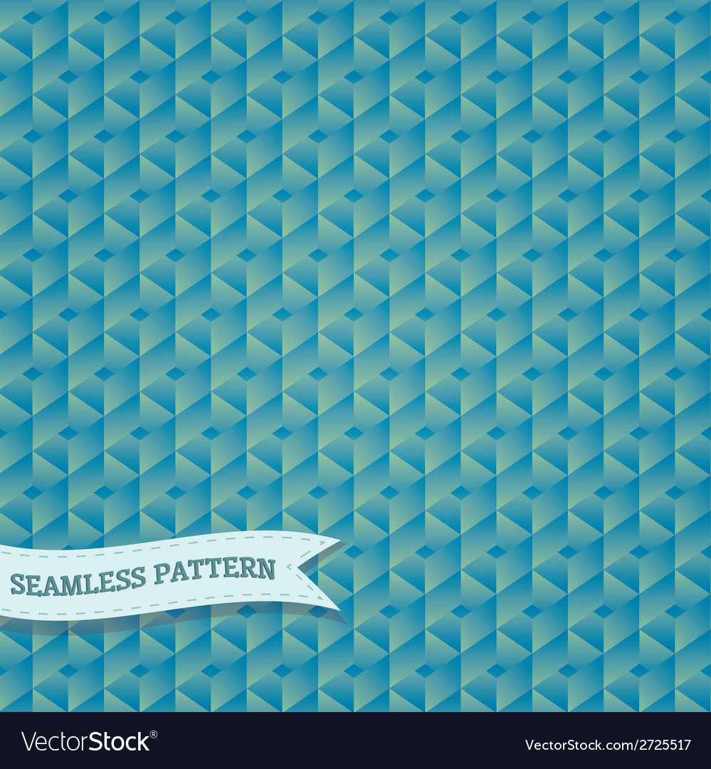 Vintage hexagonal mosaic background vector   Price: 1 Credit (USD $1)