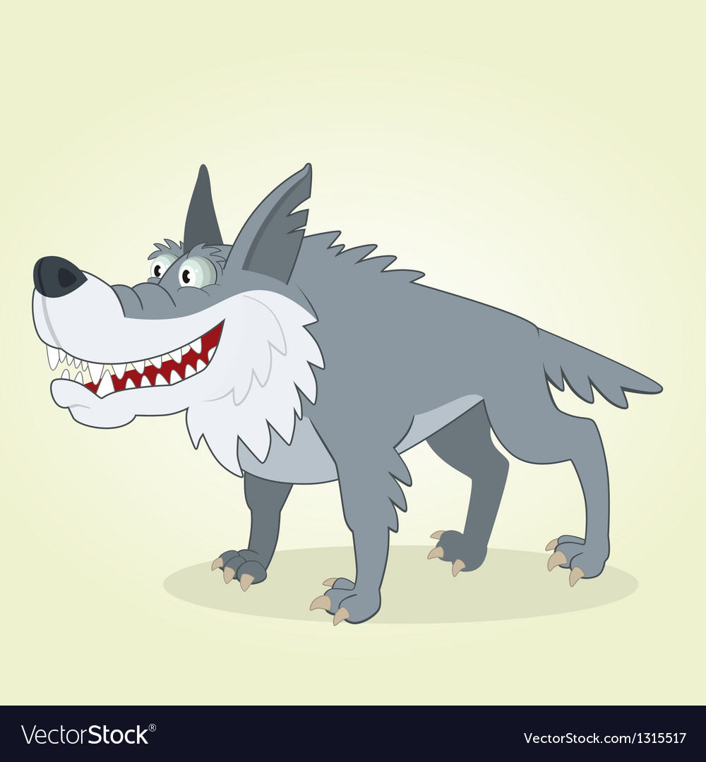Wolf vector | Price: 3 Credit (USD $3)