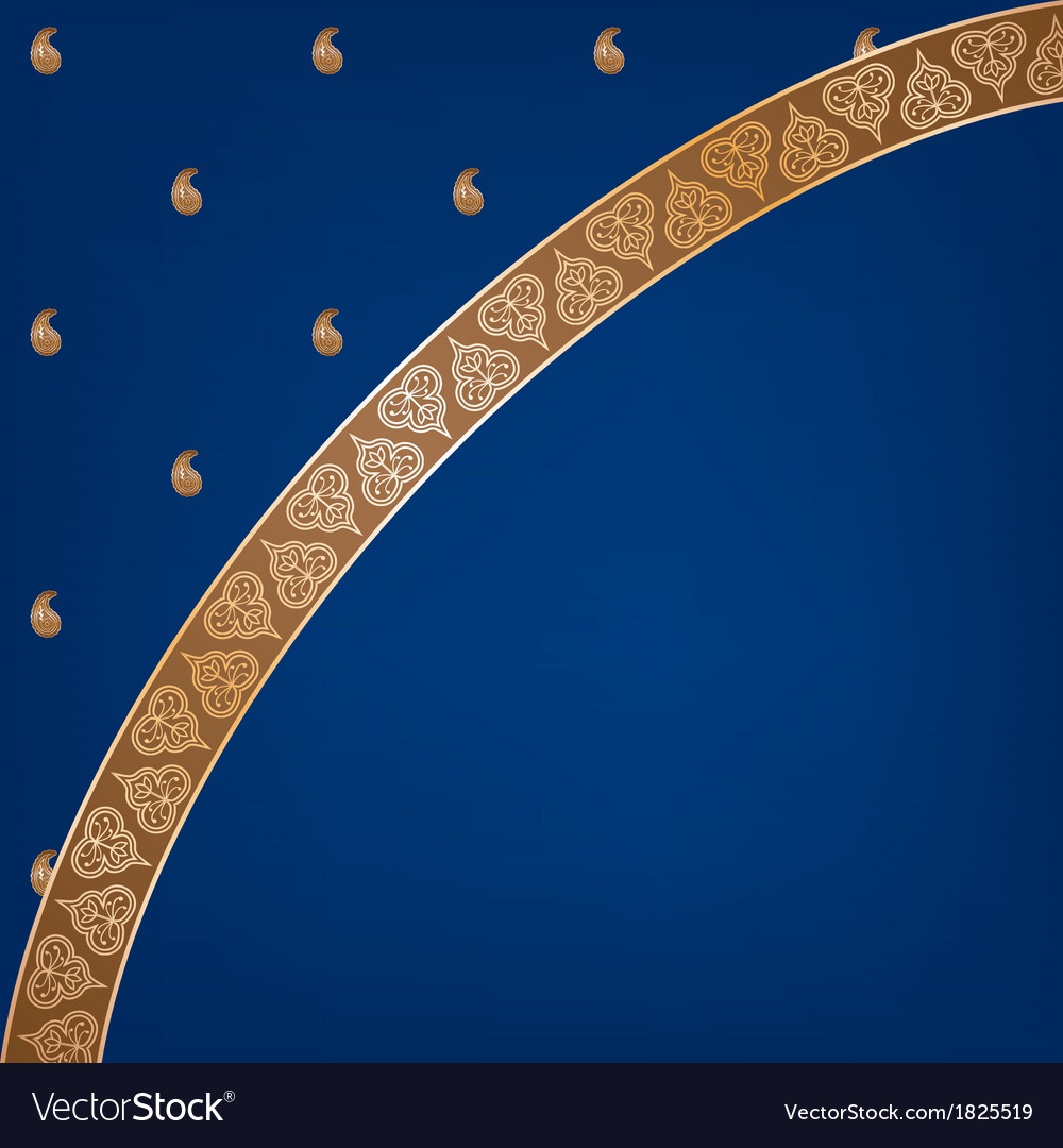 Indian sari background vector | Price: 1 Credit (USD $1)