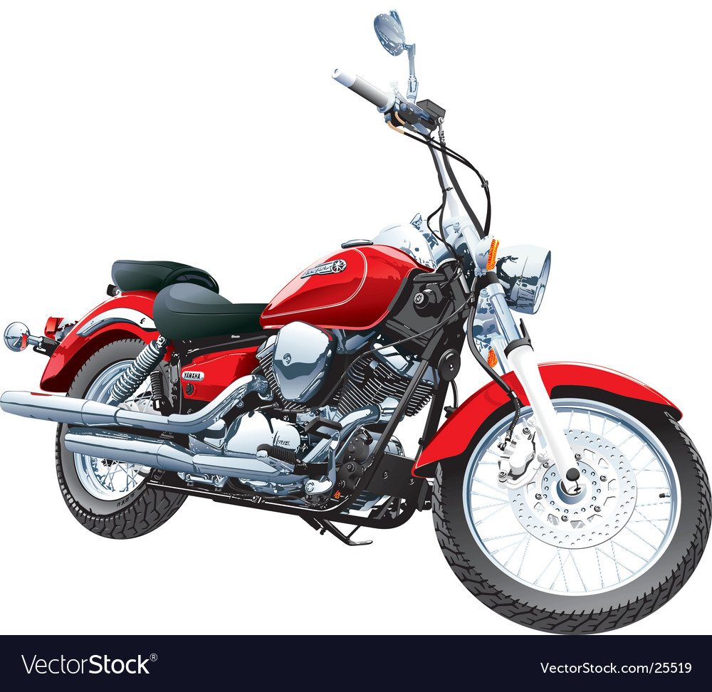 Luxury motorbike vector | Price: 5 Credit (USD $5)