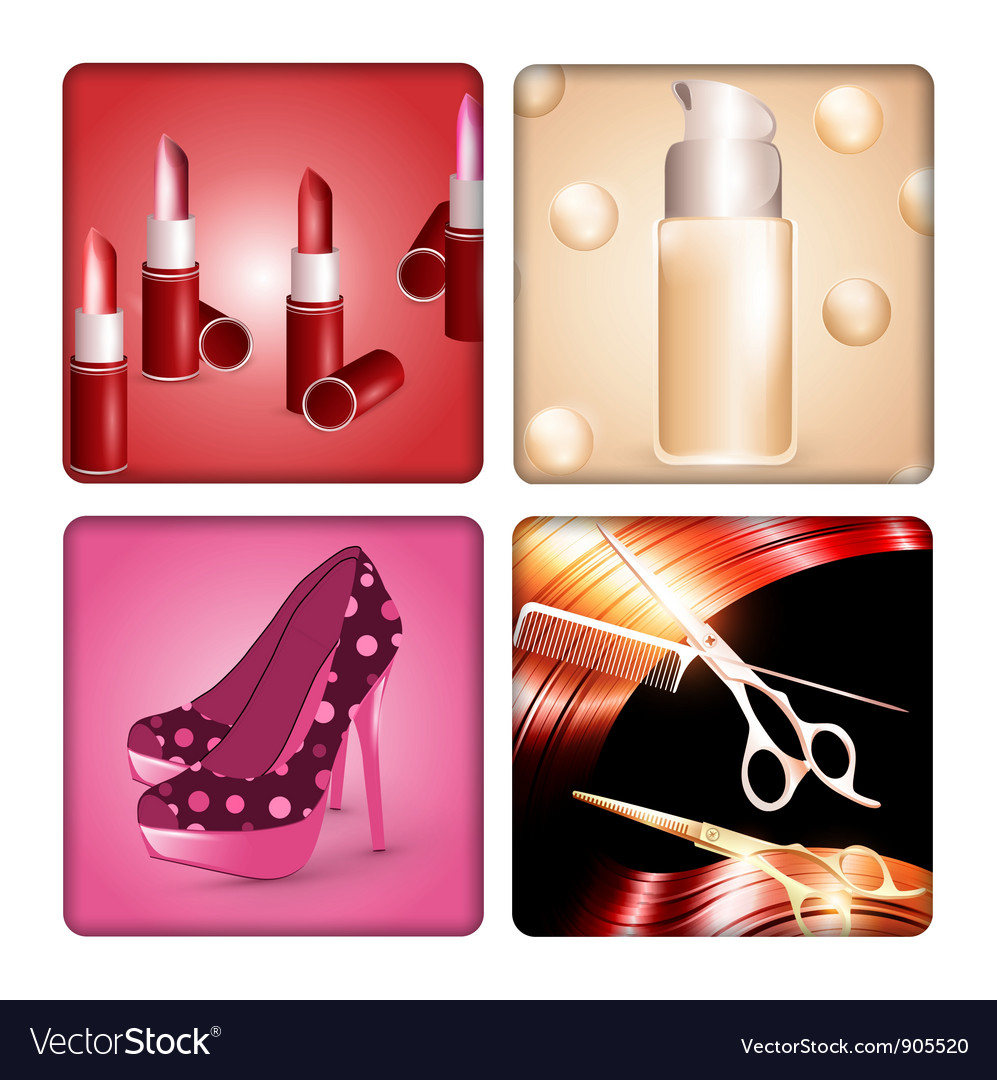 Beauty and fashion vector | Price: 1 Credit (USD $1)