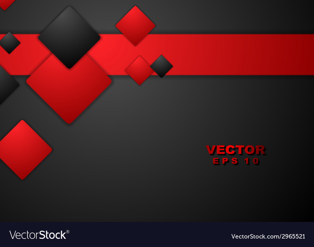 Abstract geometry tech background vector | Price: 1 Credit (USD $1)