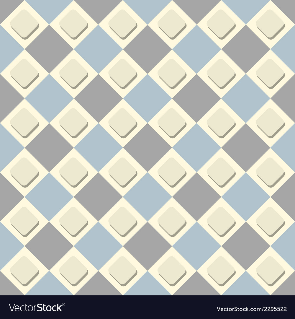 Seamless checkered background a simple vector | Price: 1 Credit (USD $1)