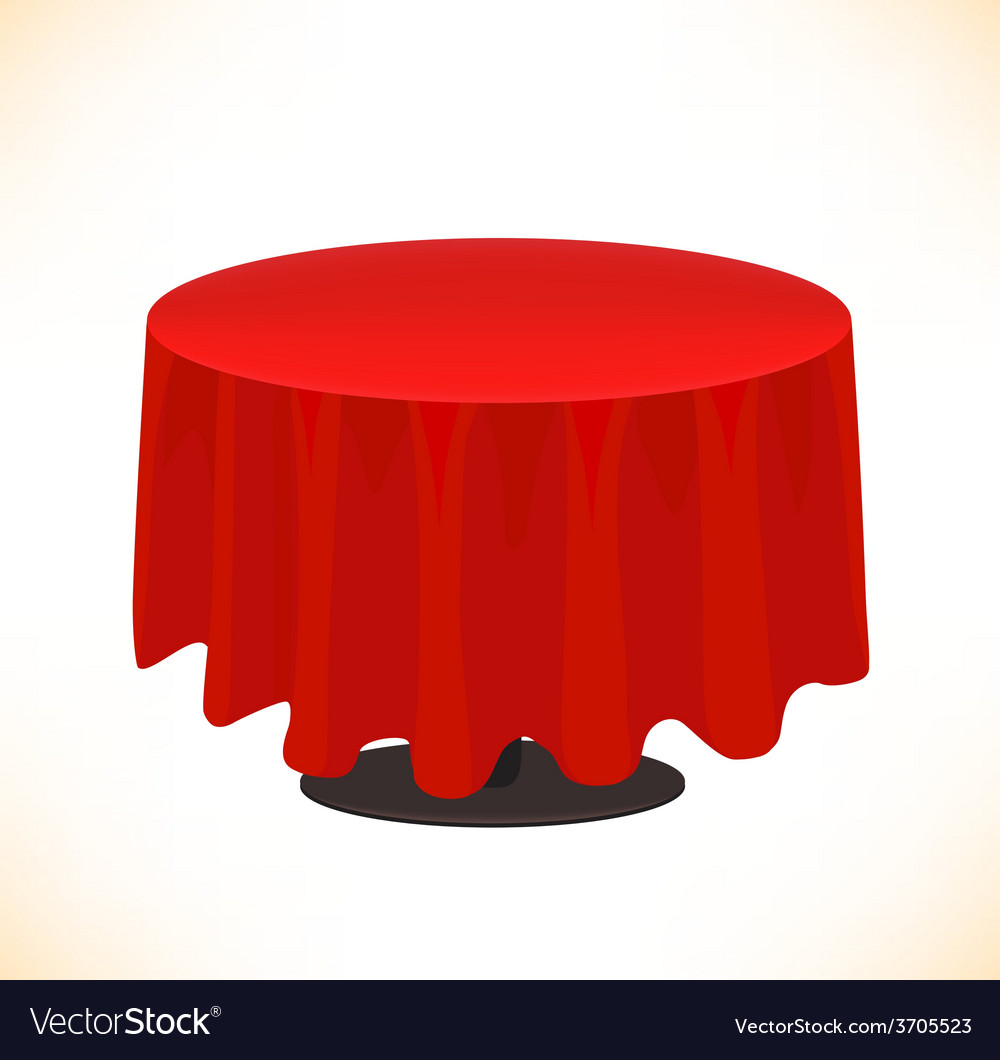 Fancy table design vector | Price: 1 Credit (USD $1)