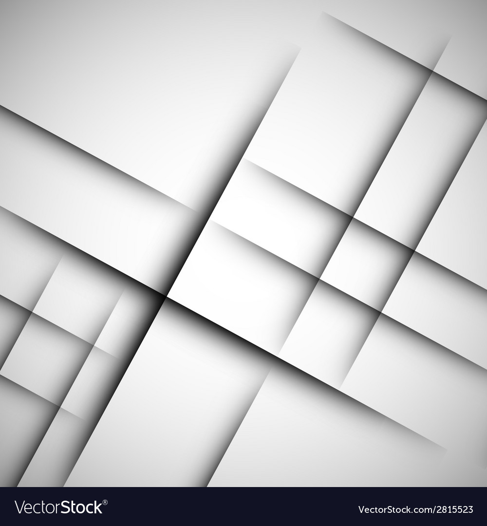 Simple background of straight gray lines vector | Price: 1 Credit (USD $1)