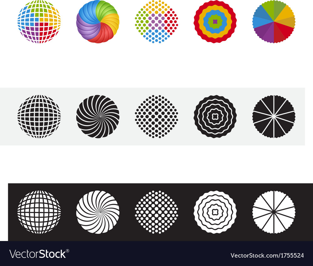 Abstract forms vector | Price: 1 Credit (USD $1)