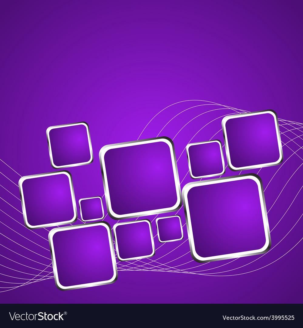 Square violet background 1 vector | Price: 1 Credit (USD $1)