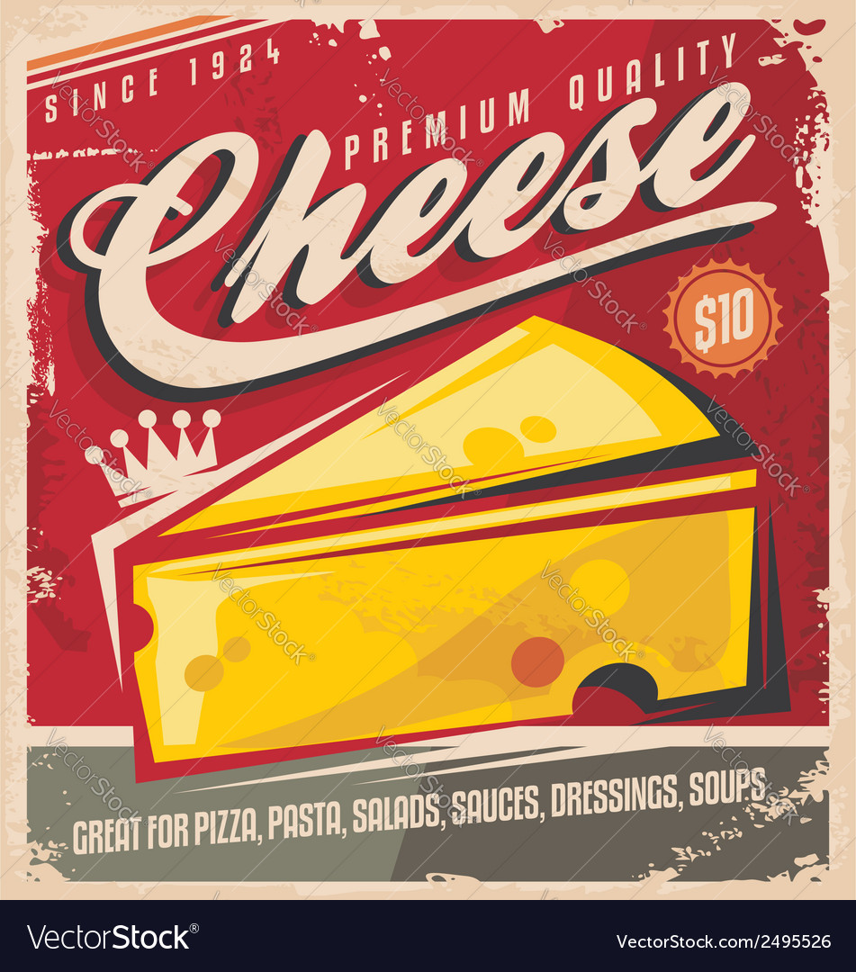 Cheese vector | Price: 3 Credit (USD $3)