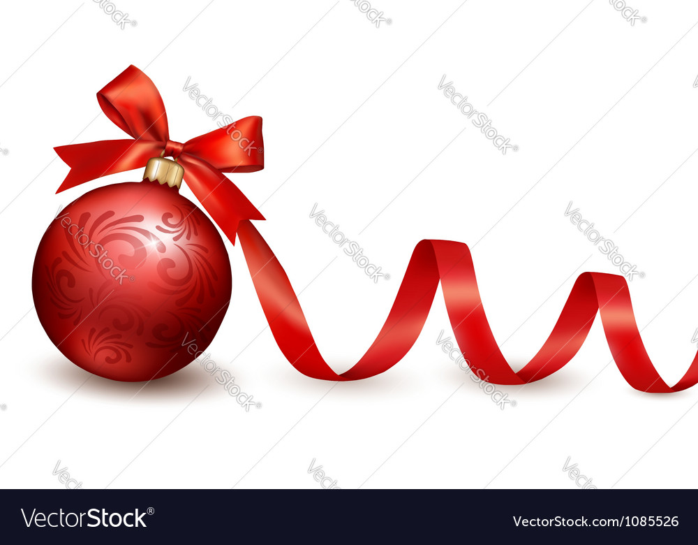 Christmas bauble vector   Price: 1 Credit (USD $1)