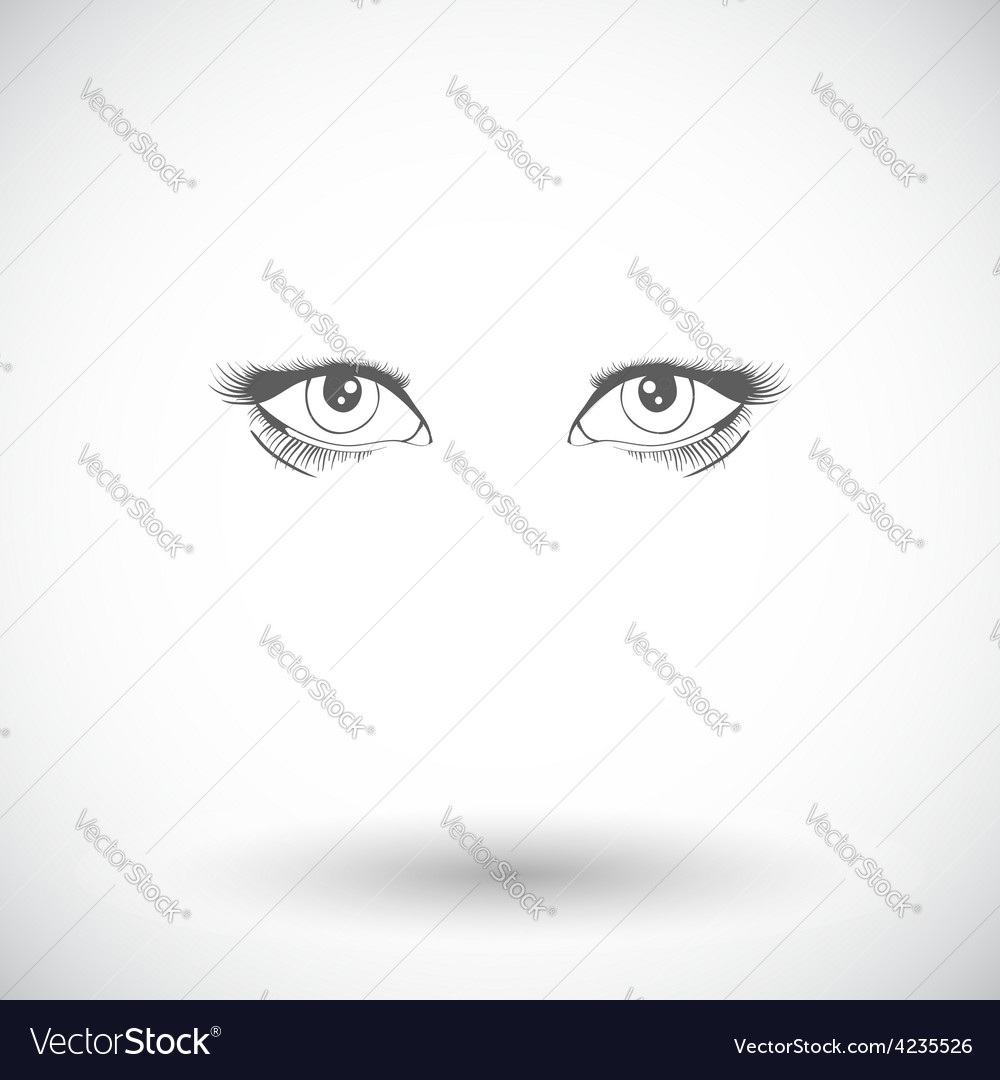 Eyes vector | Price: 1 Credit (USD $1)