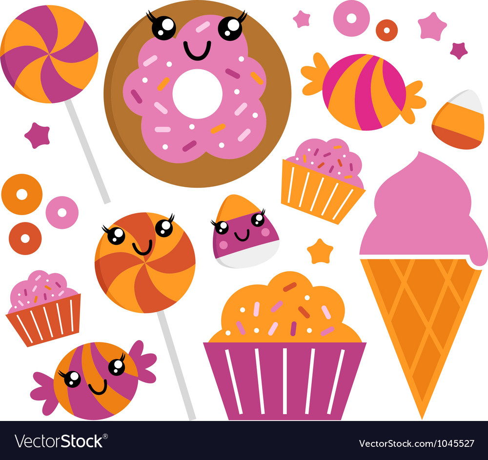 Sugar candy vector | Price: 1 Credit (USD $1)