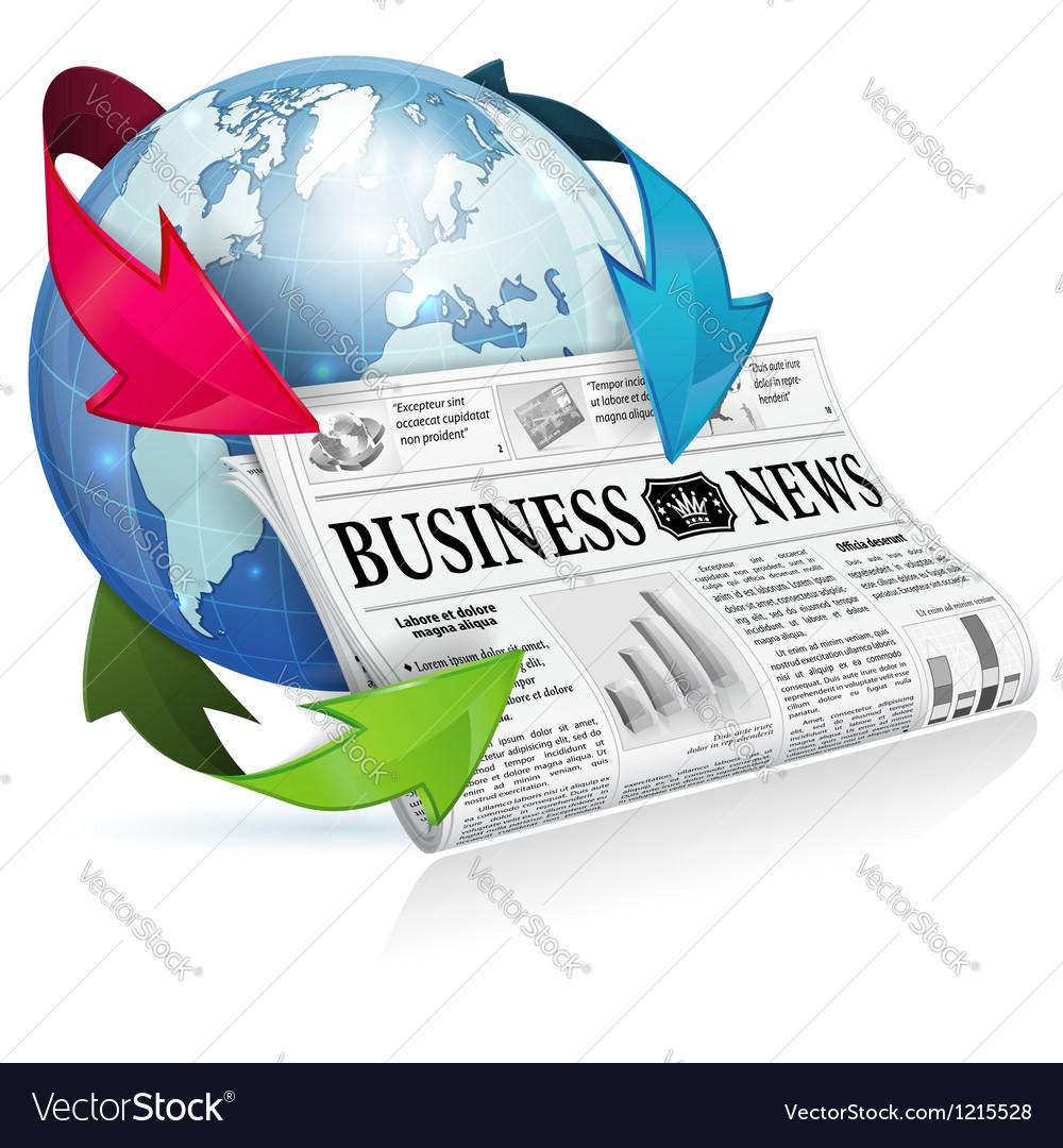 Concept - internet news vector   Price: 3 Credit (USD $3)