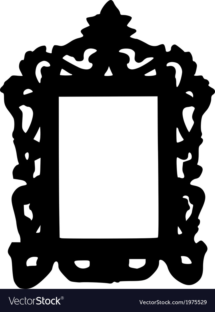 Old photo frame vector | Price: 1 Credit (USD $1)