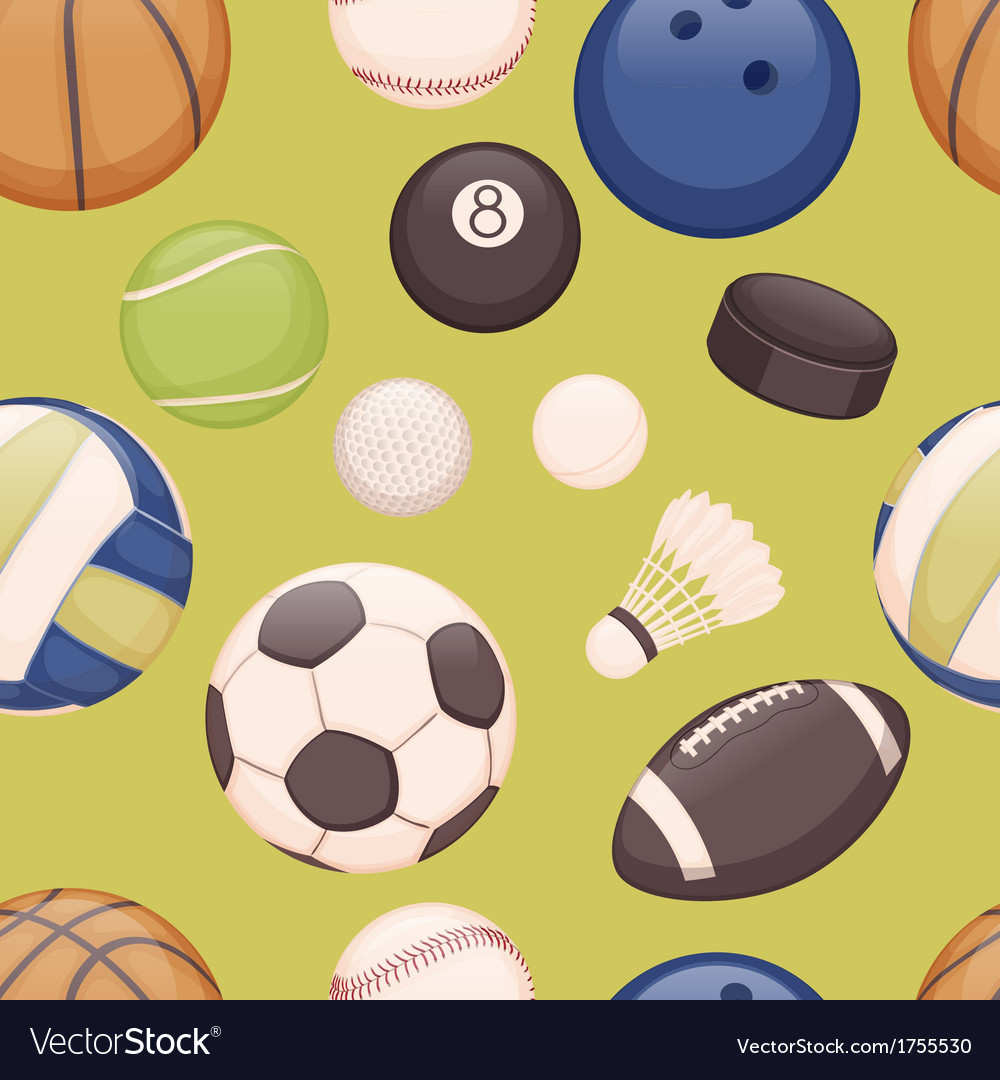 Balls background vector | Price: 1 Credit (USD $1)