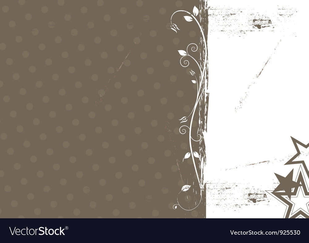Grunge abstract background design vector | Price: 1 Credit (USD $1)
