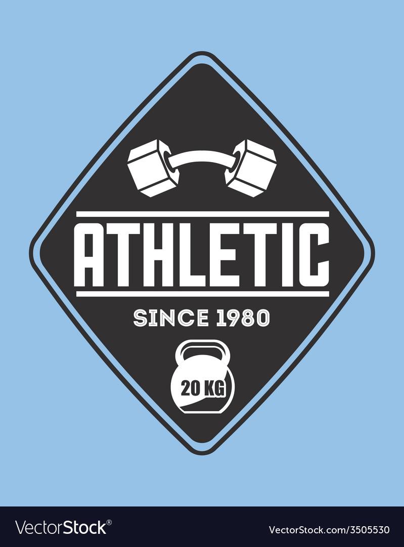 Gym design vector   Price: 1 Credit (USD $1)
