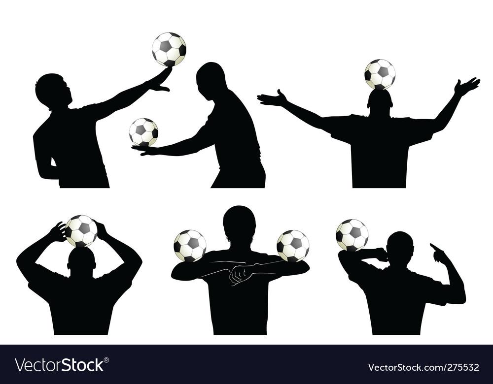 Soccer skills vector   Price: 1 Credit (USD $1)