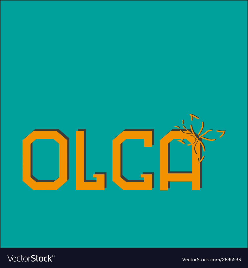 Name olga vector | Price: 1 Credit (USD $1)