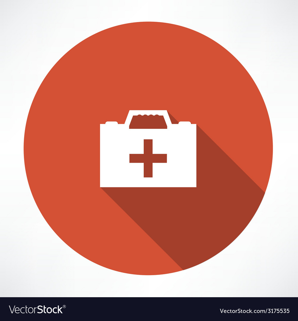 First aid box vector   Price: 1 Credit (USD $1)