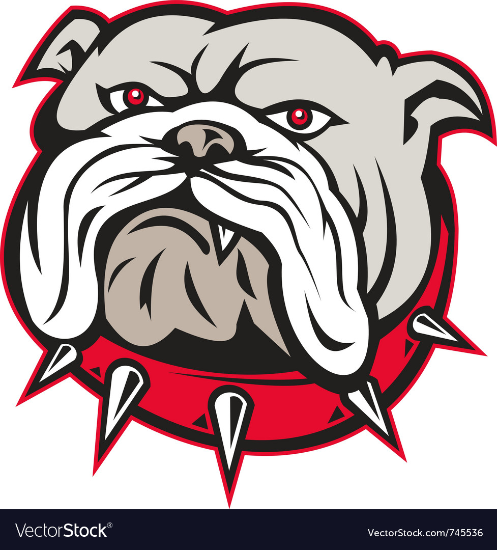Bulldog vector | Price: 1 Credit (USD $1)